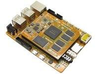 מודול וmarsboard RK3066 Quad Core 1 GB DDR3 GPU Mali-400 MP USB לוח פיתוח Dual Core ARM Cortex A9 HDMI Ethernet ממשק