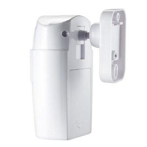 Image 4 - Home Security PIR MP Alert Infrarot Sensor Anti diebstahl Motion Detektor Alarm Monitor Drahtlose Alarm system + 2 fernbedienung controller