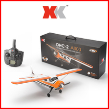 WLtoys New XK A600 5CH 3D6G System Brushless RC Airplane Plane model 1-2 Compatible Futaba RTF Model 2 upgraded F949