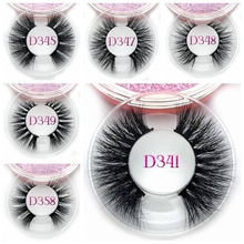 52ee4ba1ab4 60 style Wholesale glamorous eye lashes own brand eyelashes and private  label 3D eyelashes faux mink