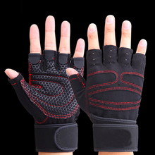 2016 Tactical Gloves Gym Body Building Training Sports Fitness Gloves Weight Lifting Gloves Exercise For Men And Women