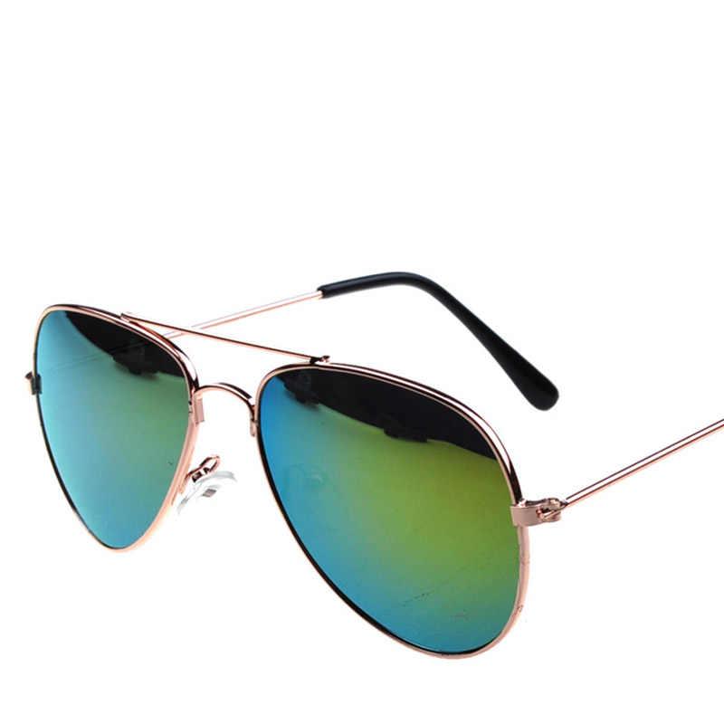 07198d7dbb Fashion Children Sunglasses Boys Girls Kids Baby Pilot Sun Glasses Goggles  UV400 Mirror Sunglass 3025 Child