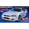 Tamiya scale model plastic model 1/24 24258 Scale Car SKYLINE GT-R assembly model kits scale car scale model car motorcycle kits