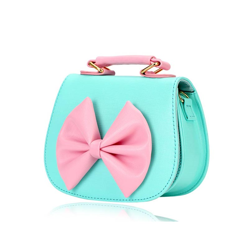 Fashion Children Girls Bags Handbag Crossbody Messenger Bag Cute Baby Princess Kids School Small Shoulder for Girl Totes