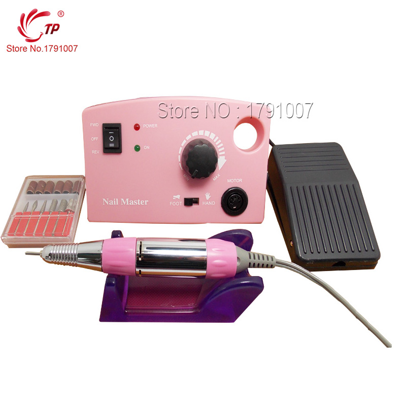 Professional Electric Nail Art Drill Machine File for Acrylic Polish Tool Manicure Pedicure Frees 100-240V  Handpieces Furadeira nail clipper cuticle nipper cutter stainless steel pedicure manicure scissor nail tool for trim dead skin cuticle
