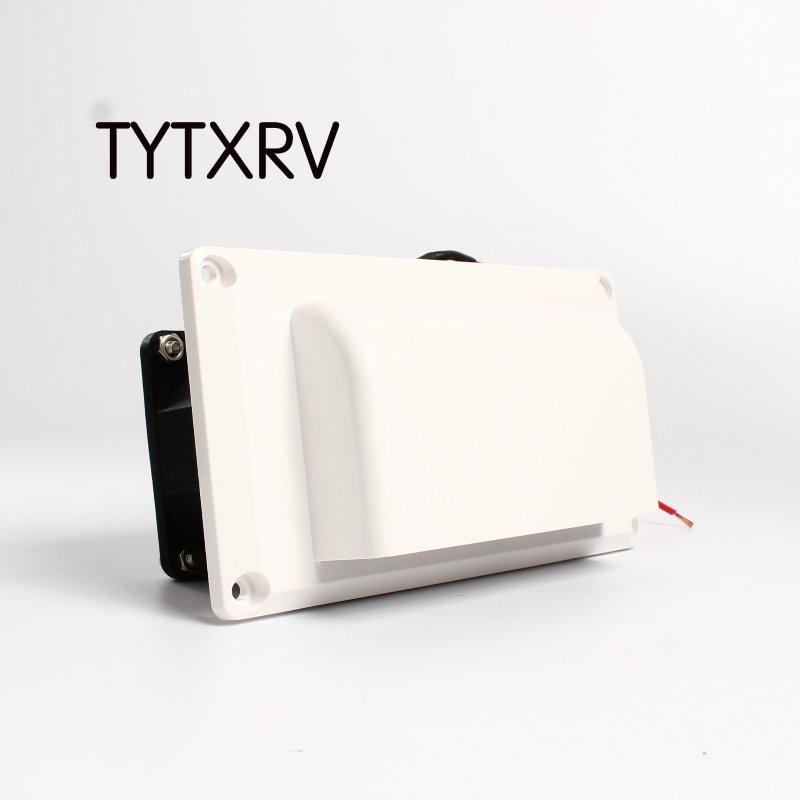 RV Exhaust Fan used for Motorhome Range Hood White TYTXRV