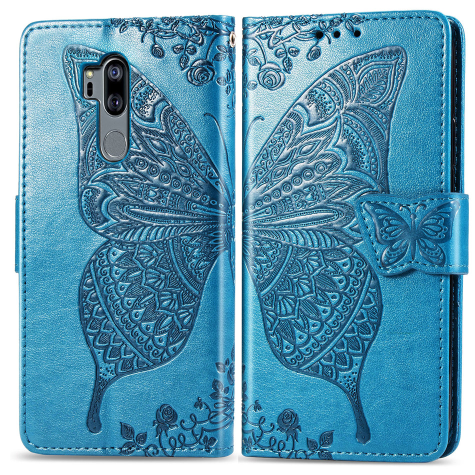 Flip Case For LG Q9 Q8 G7 Fit V50 ThinQ Stylo 4 LV3 K8 2018 X Power 2 K11 G3 Cute Wallet Cover Stand Phone Cover Brand New DP05Z in Wallet Cases from Cellphones Telecommunications