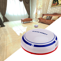 Intelligent House Cleaning Robot USB Charge Cartoon Sweep Robot Mini Wireless Automatic Clean Robots Household Brooms