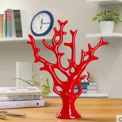 Un C En Céramique maison de mode d'ameublement pièces en céramique artisanat accessoires pour la maison cadeau de mariage idées