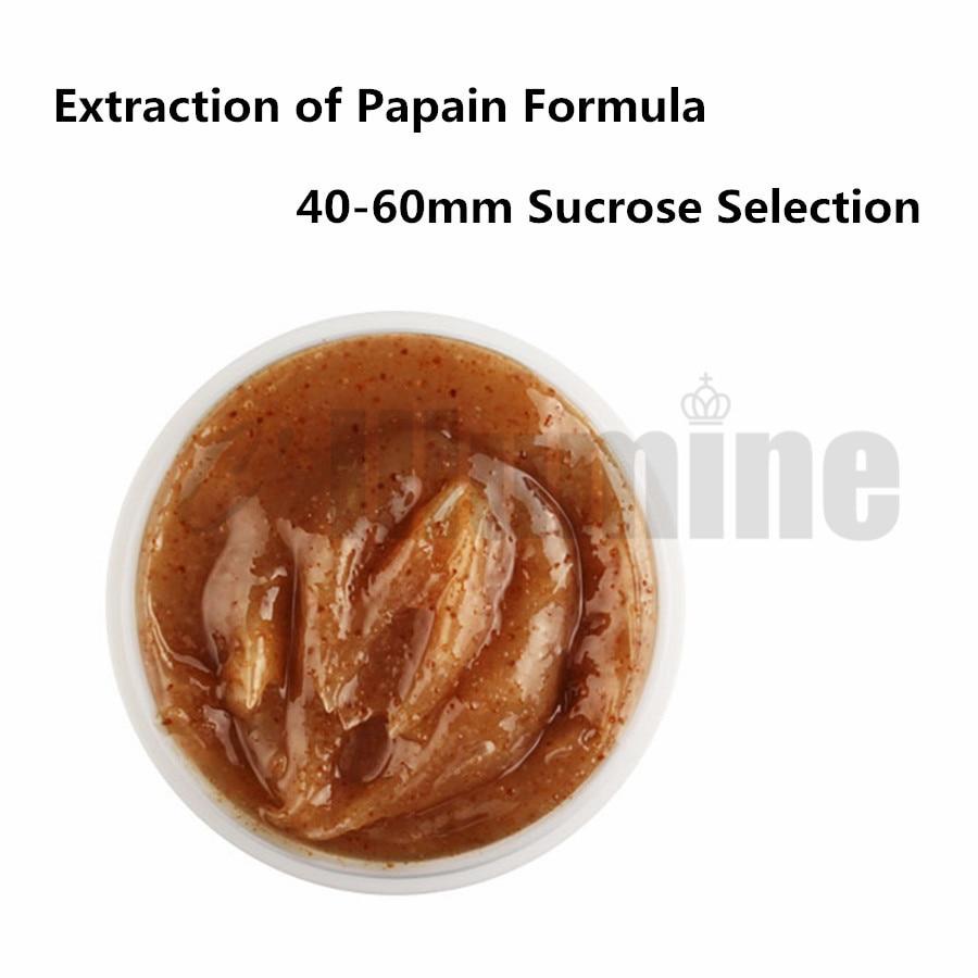 Facial Body Scrub Cream Brown Sugar Papaya Body Exfoliation Chicken Skin Removal Follicular OEM 1000g - 3