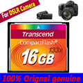 Brand genuine Capacity Transcend Memory Card 16GB Professional CF Card 133x Compact Flash For DSLR Camera HD 3D Video