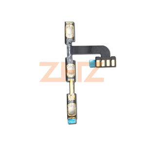 Image 3 - for Xiaomi Redmi Note 5/ Note 5 Pro Power Volume Side Key Button Flex Cable ON OFF Switch Flex Cable Replacement Repair Parts
