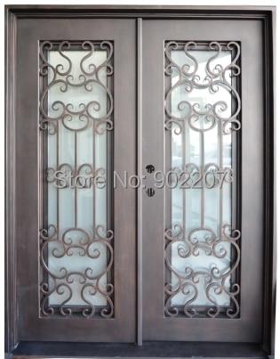 Ornamental Iron Entry Doors Rot Iron Gate