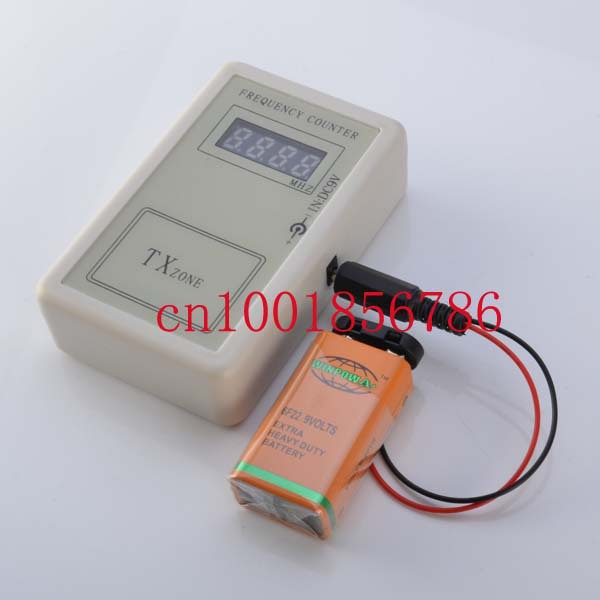 frequency indicator detector cymometer Remote Control Transmitter frequency meter scanner frequency counter wavemeter 250-450MHZ mini handhold digital frequency counter tester indicator detector cymometer remote control transmitter wavemeter 250 450mhz