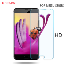 2.5D HD Tempered Glass For MEIZU M5 M5S NOTE5 X PRO6S PRO 6PLUS E2 MAX6 Display Protector Movie Security Protecting Glass Case