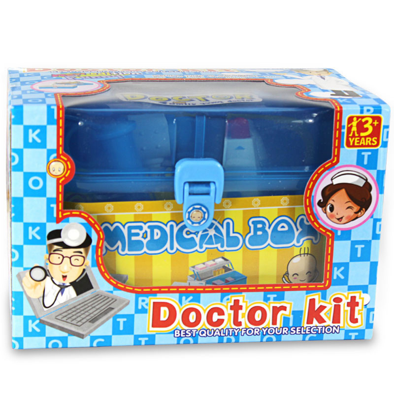 Kids Doctor Toys Pretend Doctor Nurse Medical Play Set Role Playing Kit