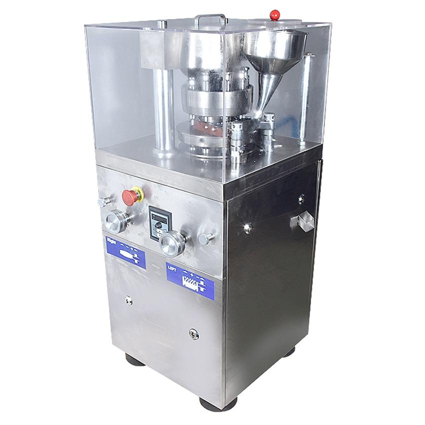 ZP-9A mini rotační tabletovací lis (vybavení farmaceutických strojů) / tabletovací lis / tabletovací lis 220V / 110V