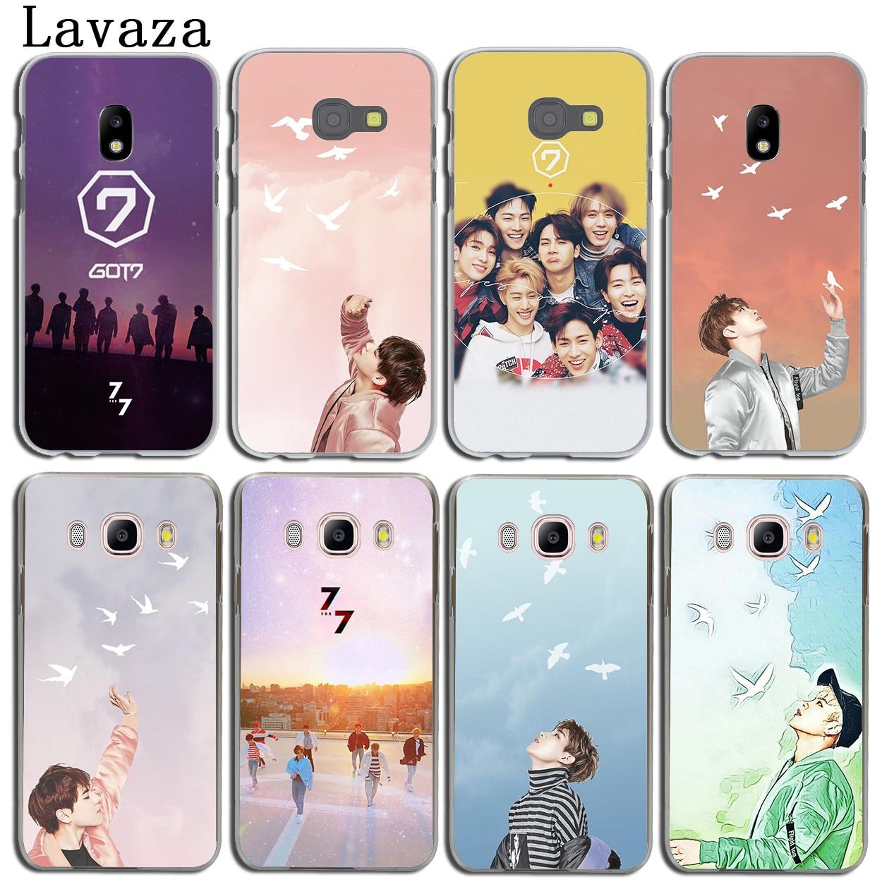 Lavaza GOT7 Jackson JinYoung got 7 Phone Shell Case for Samsung Galaxy J3 J1 J2 J7 J5 2015 2016 2017 J2 Pro Ace J7 J5 Prime Case
