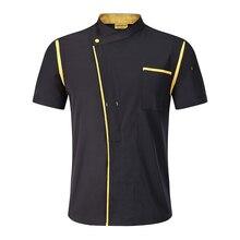 Unisex Cooks Clothing Short…