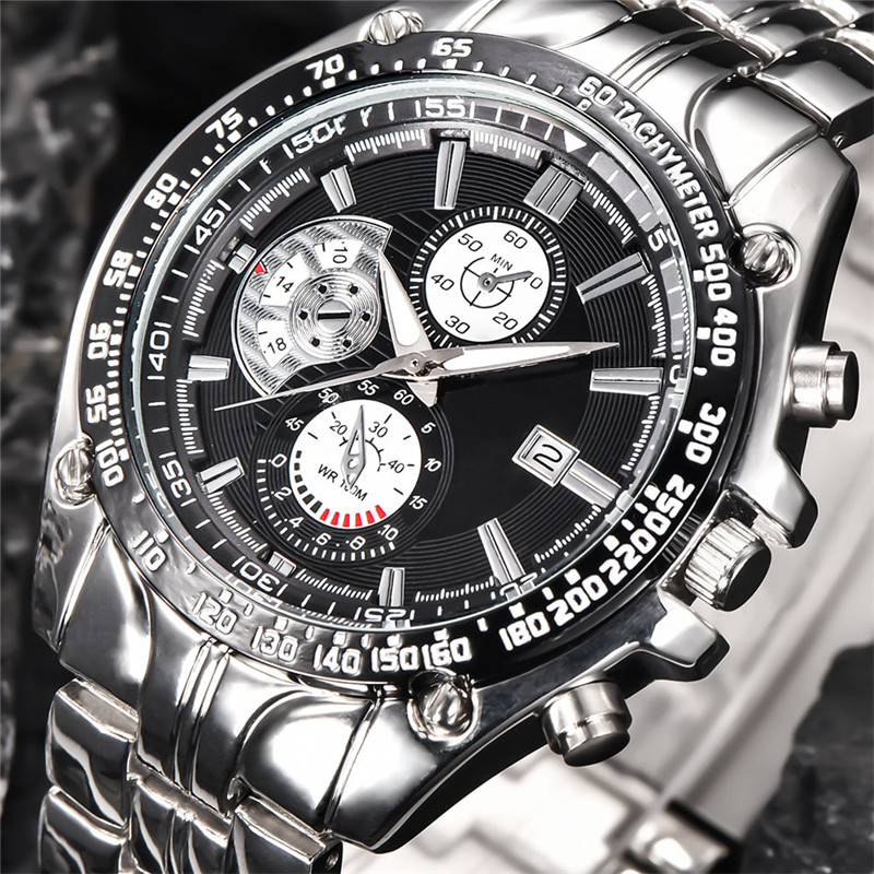 Mens Watches Military Army Top Brand Luxury Sports Casual Waterproof Mens Watch Quartz Stainless Steel Man Wristwatch benyar mens watches military army brand luxury sports casual waterproof male watch quartz stainless steel man wristwatch xfcs