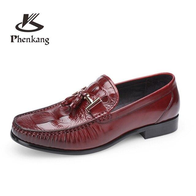 Mocasines zapatos casual zapatos para los hombres casuales negocio, zapatos boda hombre.