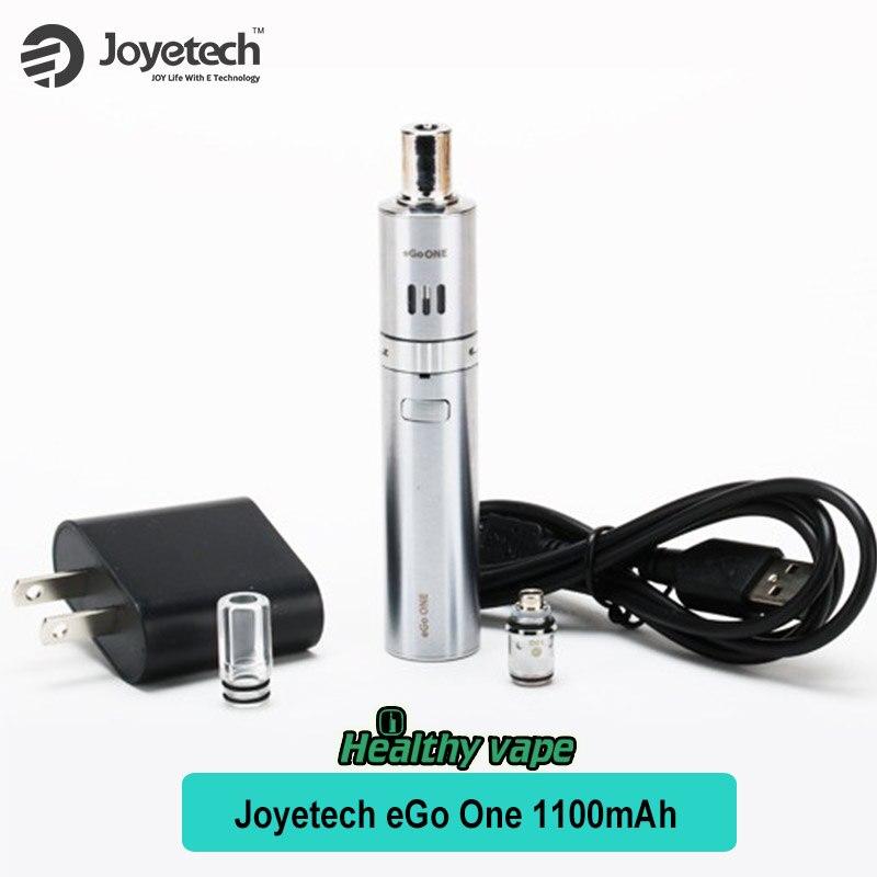 Joyetech eGo ONE 1100mah Stainless Steel font b Electronic b font font b Cigarette b font