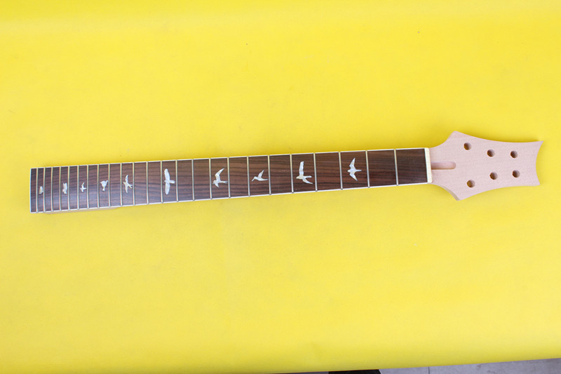 25 length special custom electric guitar neck high quality handmade custom shop tl electric guitar classical tele 53 relics yellow milk color relic by hands high quality limited issue signature