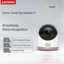 Lenovo Lecoo Smarts IP Camera S1 cctv security Wireless ultra-clear 1080P Video Surveillance Camera remote