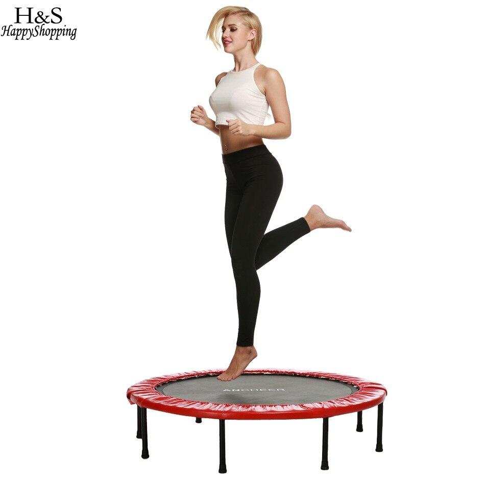 New Ancheer Outdoor Trampolin Gartentrampolin Jumper Gymnastic Ultrasport Fun Exercise Rebound майка тренировочная ultrasport jr подростковая