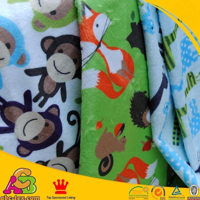 """Ѕесплатная доставка ¬ысокое качество ?етские цифровой печати Minky """"кань ѕродавец ћетр используется для детское одеяло детские пеленки 27 ?изайн в наличии"""