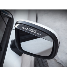 Lsrtw2017 Abs Car Window Rearview Rain Shield Light Shield for Trumpchi Gs4 2015 2016 2017 2018 2019 2020 lsrtw2017 abs car wheel fender for trumpchi gs4 2015 2016 2017 2018 2019 2020