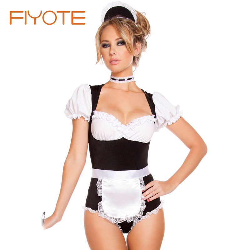 Foxy-Cleaning-Maid-Costume-LC8892-1