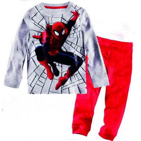 เด็กสาวเด็กเสื้อผ้าเด็กชุดนอนชุดนอนชุดนอนผ้าฝ้ายhomewearเสื้อผ้าเด็กวัยหัดเดินเด็กแขนยาวSleepwea YW276