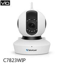 Vstarcam C7823WIP Сразу Фабрика HD 720 P Беспроводной WI-FI Ip-камера Крытый Ночного Видения двусторонней Голосовой Сети