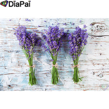DIAPAI Diamond Painting 5D DIY 100% Full Square/Round Drill Flower landscape Diamond Embroidery Cross Stitch 3D Decor A24622 diapai 100% full square round drill 5d diy diamond painting flower landscape diamond embroidery cross stitch 3d decor a21095