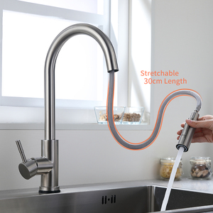 Image 3 - Smart Touch Kitchen Faucets Crane For Sensor Kitchen Water Tap Sink Mixer Rotate Touch Faucet Sensor Water Mixer KH 1005