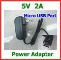 Универсальный 5 В 2A микро USB адаптер зарядного устройства для планшет Chuwi Vi8 Vi10 Hi8 куб U65GT T8 для Huawei T1-701U Acer а1-810