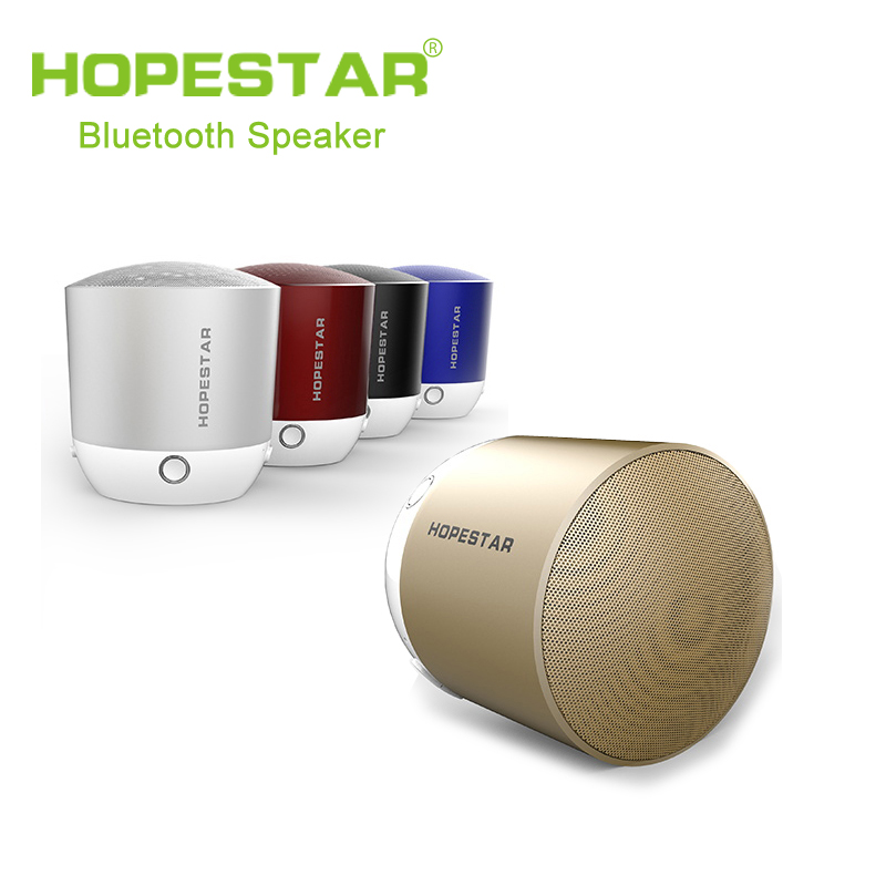 HOPESTAR H9 Mini Wireless Bluetooth Speaker Portable bass Stereo MP3 player Support USB TF AUX FM handfree for phone computer
