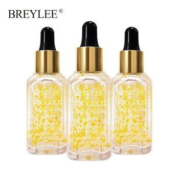 BREYLEE 24k Gold Serum Face Facial Collagen Essence Anti aging Anti wrinkles Skin Care Lift Firming