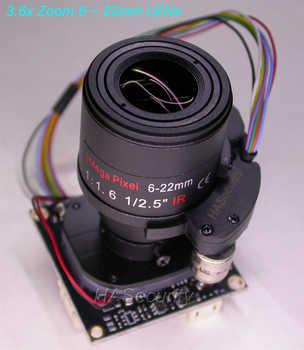 """6-22มิลลิเมตรลู่ซูมและโฟกัสเลนส์AHD/TVI/CVI/CVBS 1/2. 8 \""""Sony Exmor STARVIS IMX291 NVP2441กล้องวงจรปิดPCBคณะกรรมการโมดูล - SALE ITEM การรักษาความปลอดภัยและการป้องกัน"""