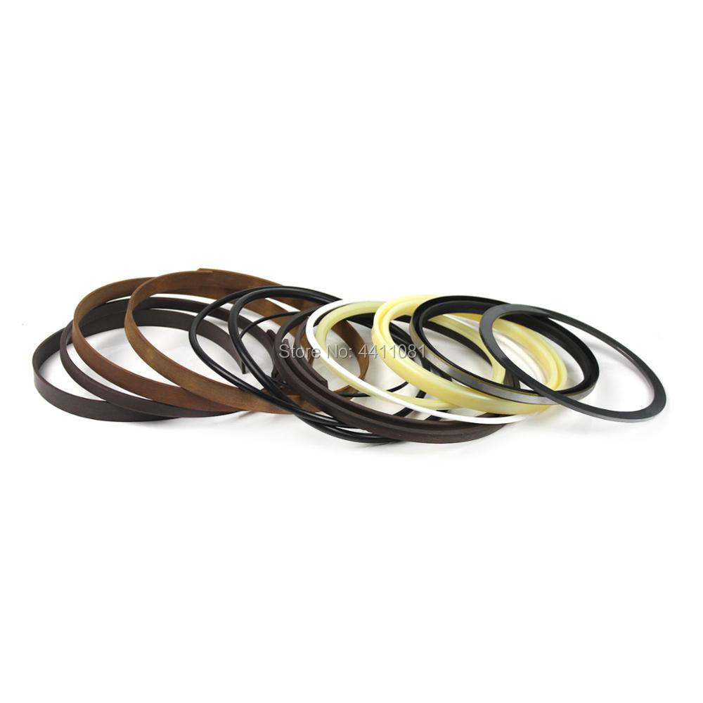 For Kobelco SK210-6E Arm Cylinder Seal Repair Service Kit Excavator Oil Seals, 3 month warranty