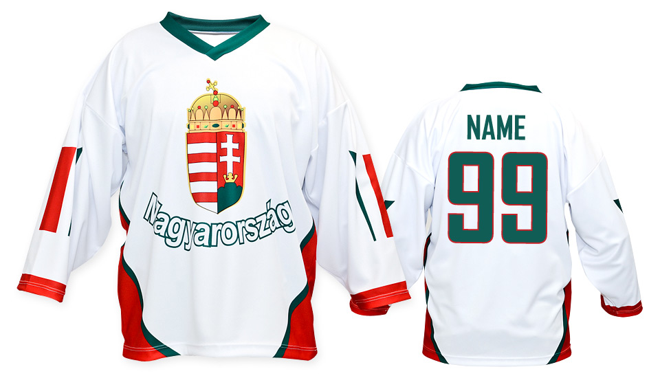magyarorszag Hungary TEAM Mens Hockey Jersey Embroidery Stitched any number and name Jerseysmagyarorszag Hungary TEAM Mens Hockey Jersey Embroidery Stitched any number and name Jerseys