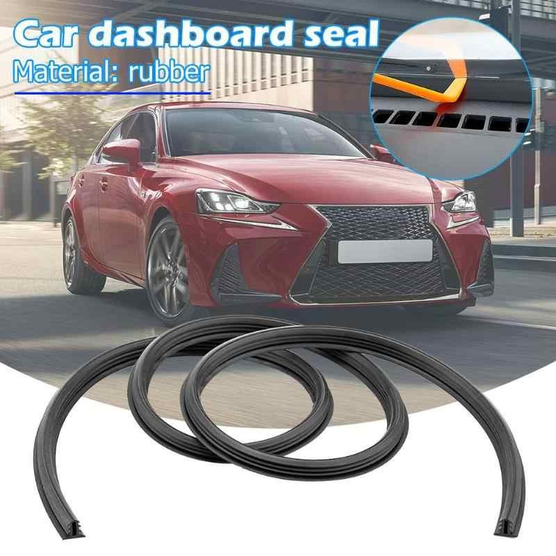 لوحة سيارة ختم الشريط مانعة لتسرب الماء المطاط الأختام عزل الصوت ختم العالمي السيارات الداخلية الملحقات