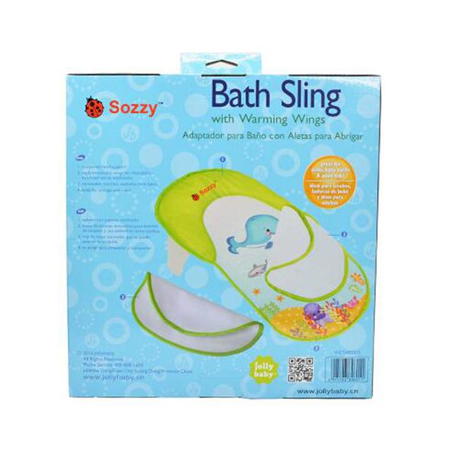 SOZZY Foldable Baby Bath Chair
