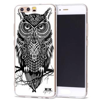 Tattoo cover case huawei p10 p10 plus soft silicone TPU high quality