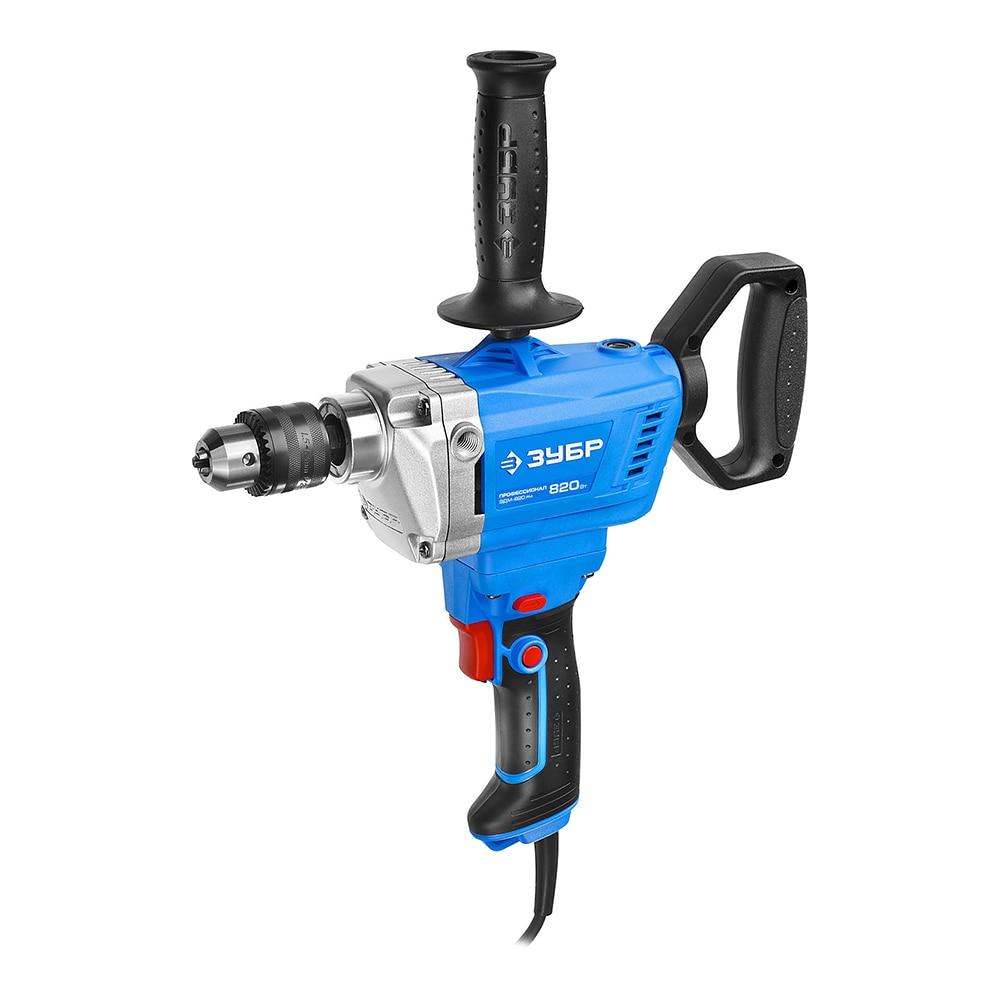 A drill-Mixer ZUBR SDM-820 RM цена и фото