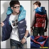 тонкий с Заголовок одолеть Тель мужские без рукавов VAT куртки верхняя одежда jiandan60-98