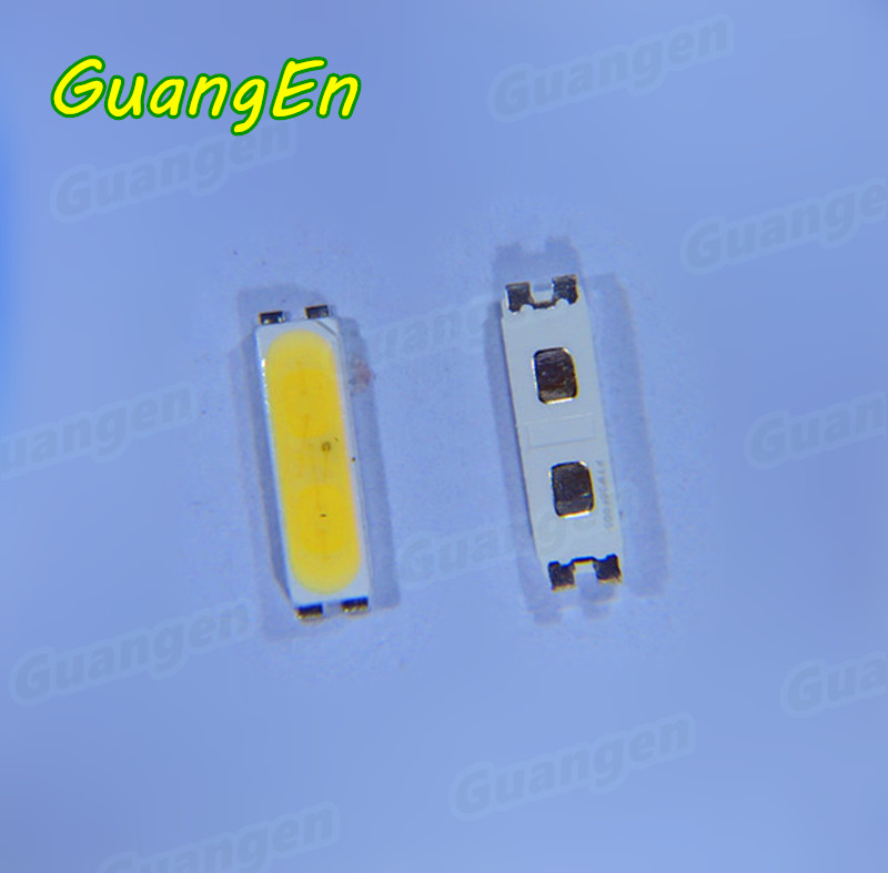 520PCS LG LED TV Application Middle Power LED LED LCD TV Backlight LED Backlight 0.5W 7020 3V Cool white TV Application