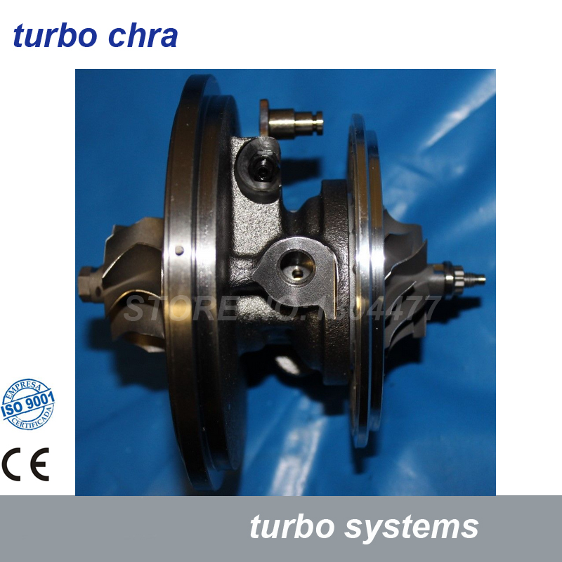 Turbocharger TURBO CHRA Core Cartridge GT1646V FOR ENGINE: BMP BMM BVD 2.0TDI 2.0L 65261/765261-1/2/3/4/5/6/7 765261-5005S 03- turbo air intake turbo chra for skoda octavia ii 1 9 tdi turbo engine bls 77kw 105hp turbocharger cartridge core 03g253019kv