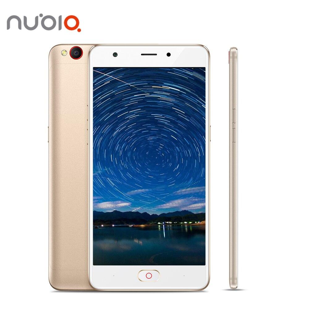 Original ZTE Nubia M2 Lite 5 5 Screen 3G RAM 32GB ROM Qualcomm MSM8940 Quad Core